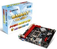 Biostar H61MGV3 Socket 1155 VGA 6 Channel Audio mATX Motherboard