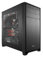Corsair Obsidian Series 350D Performance Micro ATX Case with Windowed side panel