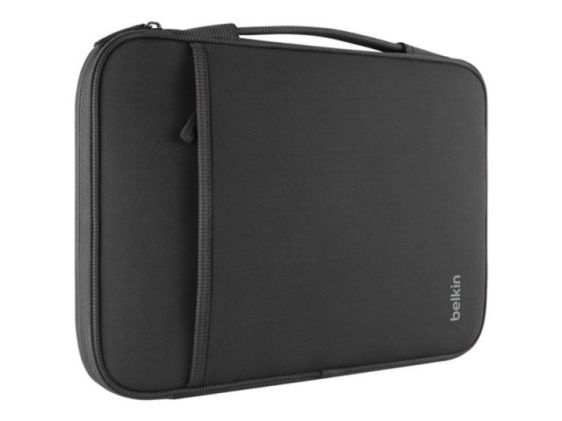 Image of Belkin 11 Laptop/Chromebook Sleeve Black - B2B081-C00