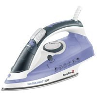 Steam Iron Purple 260ml Water Tank 2400 Watts 1 Year Warranty