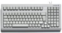 Cherry Compact G80-1800 Usb/ps2 19 Inch Pc Keyboard (light Grey) - Uk
