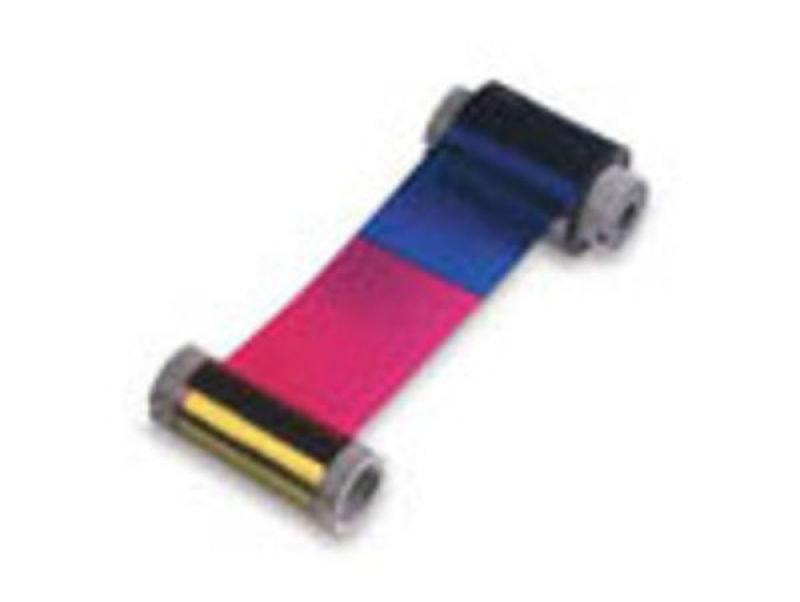 Zebra Colour Print Ribbon 625 Images for ZXP Series 8
