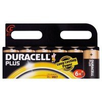 Duracell Plus Power C Batteries