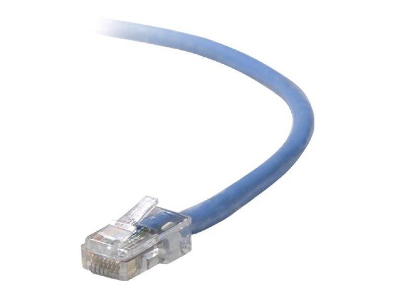 Belkin Cat5e Assembled UTP Patch Cable (Blue) 1m