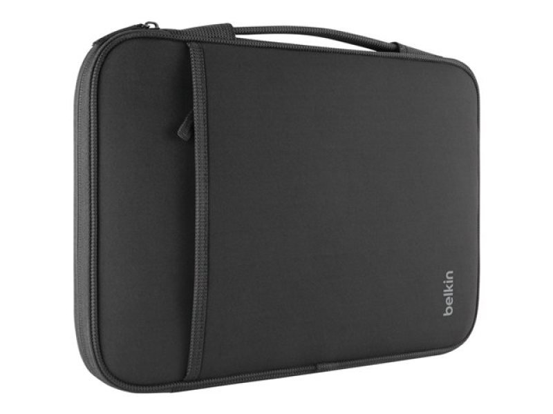 Belkin 13 Chromebook Sleeve Black bagged and labelled packaging- B2B064-C00