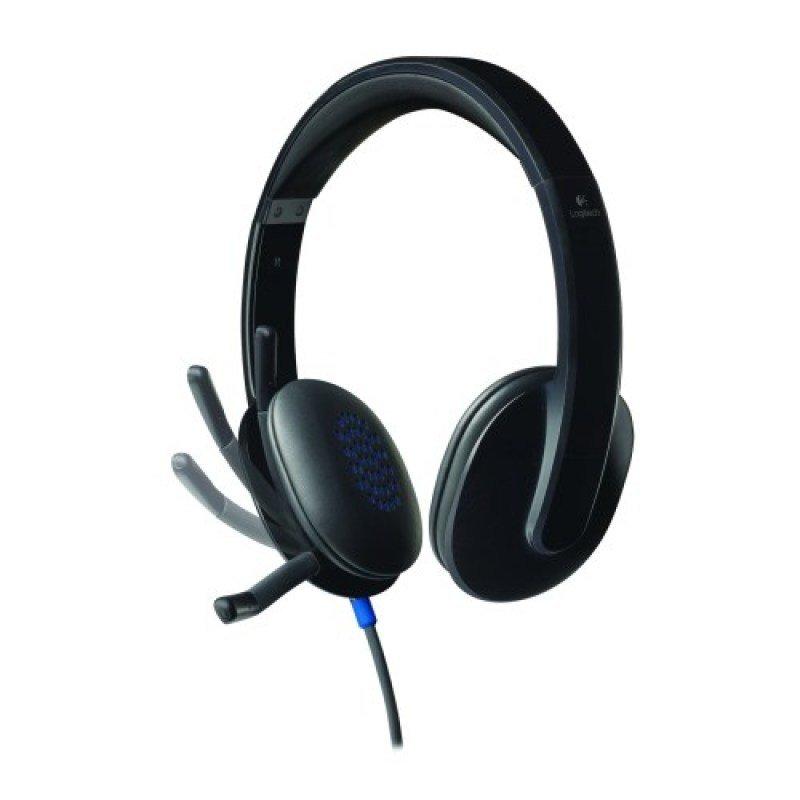 Image of Logitech USB Headset H540