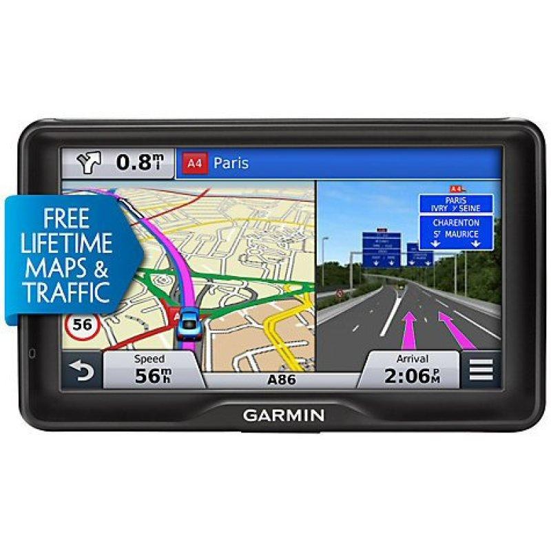 Buy a satellite navigation system