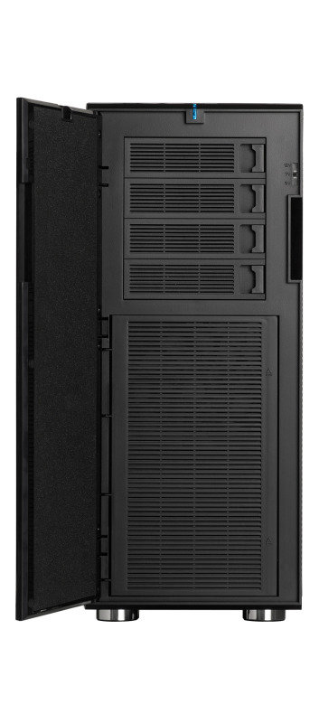 Fractal Design Define Xl R2 Computer Case (titanium Grey)
