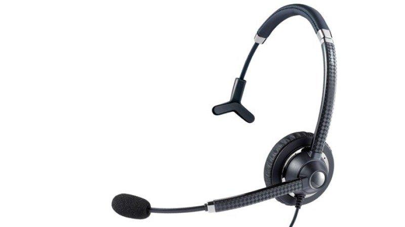 Jabra UC Voice 750 Dark Headset for Microsoft Lync