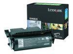 Lexmark T520/522 Black High Yield Return Programme Laser Toner
