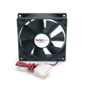 StarTech 92x25mm Dual Ball Bearing Case Fan w/ LP4 Connector