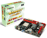 Biostar A780L3C Socket AM3 VGA 6-Channel Audio mATX Motherboard