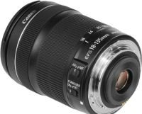 Canon EF-S Zoom lens - 18 mm - 135 mm - F/3.5-5.6