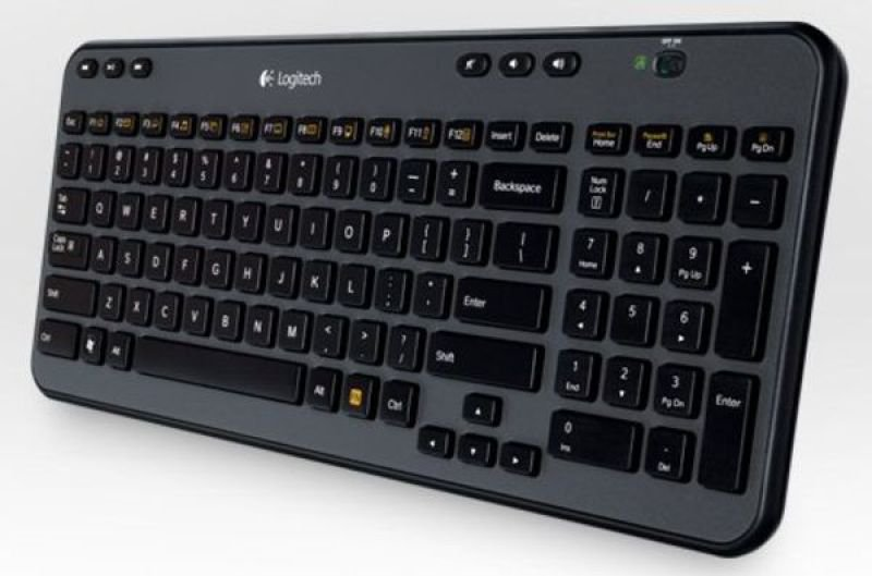 EXDISPLAY Logitech K360 Wireless Keyboard