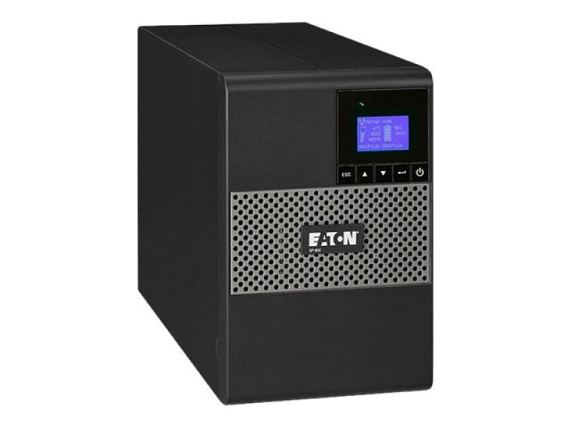 Image of Eaton 5p 850i Tower 850va/600w Input:c14 Out: (6) C13 3 Yr Warranty
