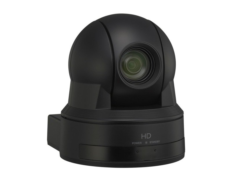 Sony EVIH100S  PTZ IP Camera with 20x Optical Zoom (Black)