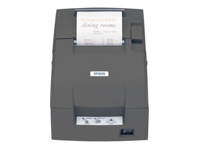 Epson Receipt Printer Serial Port