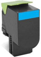 *Lexmark 802SC Cyan Laser Toner Cartridge