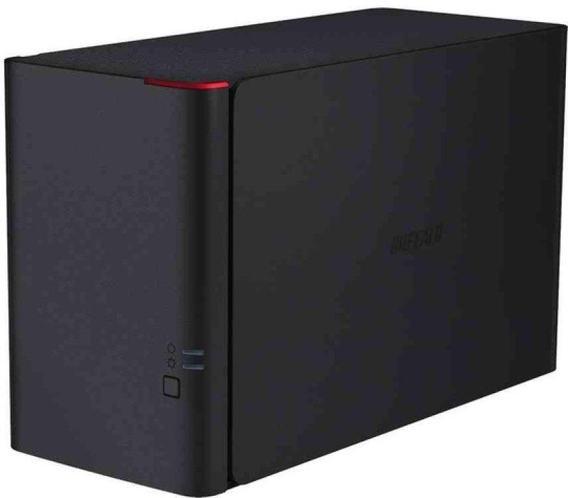 Buffalo LinkStation 420 8TB (2 x 4TB) 2 Bay Desktop NAS
