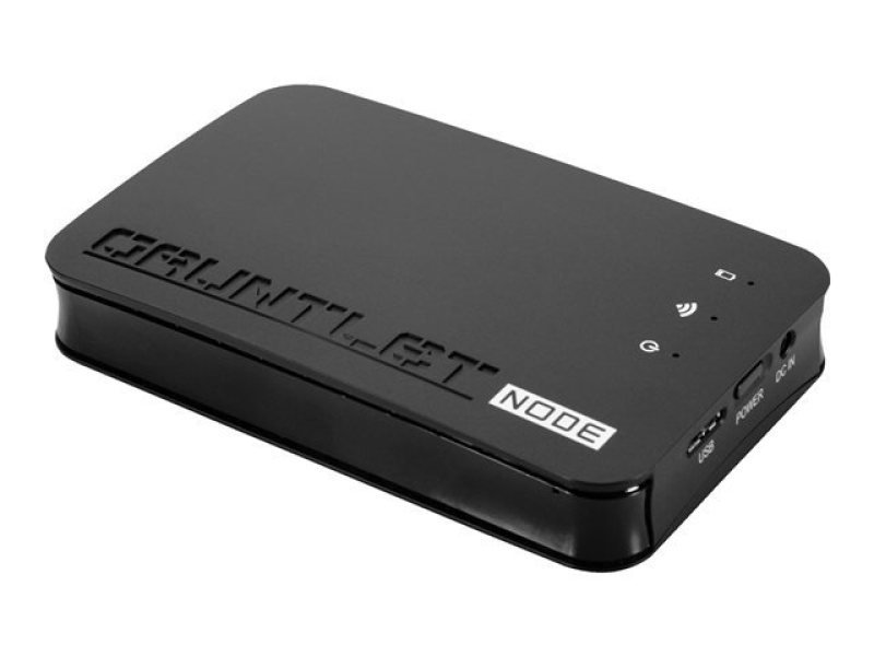 """Image of Patriot (PCGTW25S-INT) Gauntlet Node Wireless Caddy """"JUST ADD A 2.5"""" DRIVE"""""""