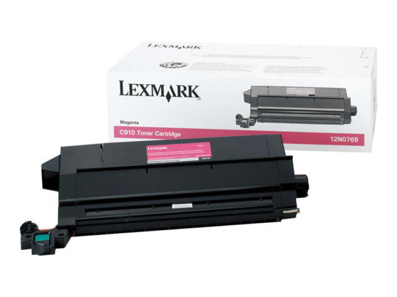 Lexmark Toner Cartridge Magenta - F/ C910 14000pages