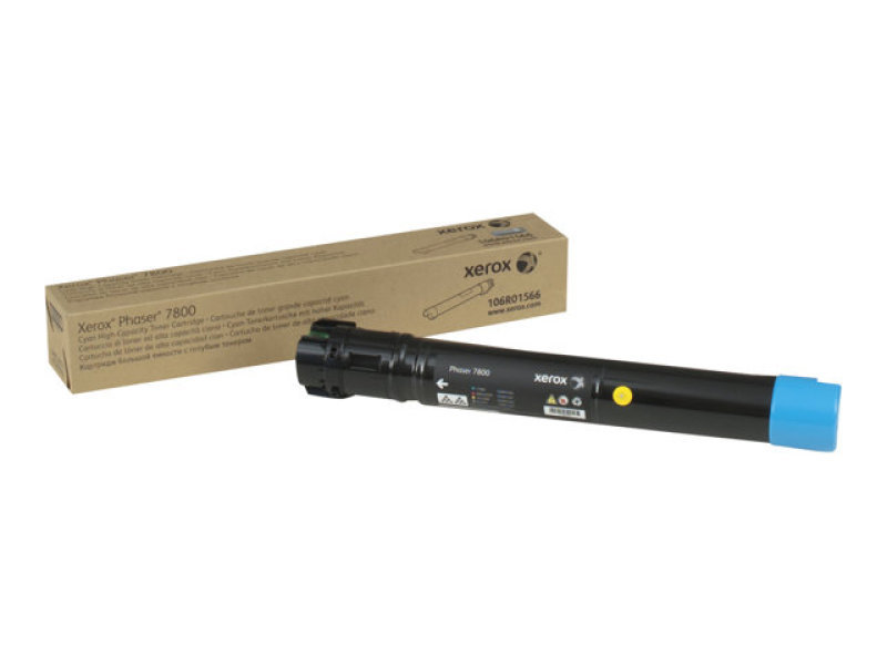 Xerox 106R01566  Cyan Toner Cartridge