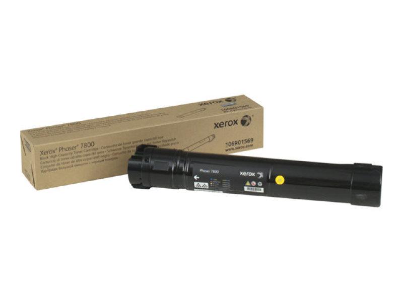 Xerox 106R01569 Black Toner Cartridge