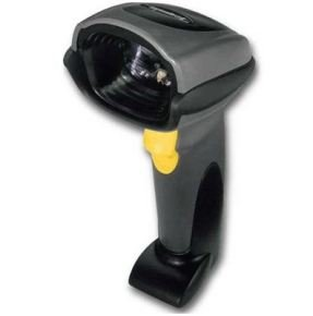 Zebra DS6707 SR Wired Handheld Barcode Scanner Black - USB Kit