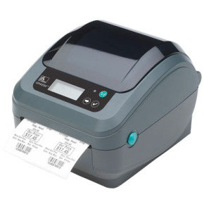 Zebra GX420 203DPI DT Label Printer - USB, Serial, Ethernet