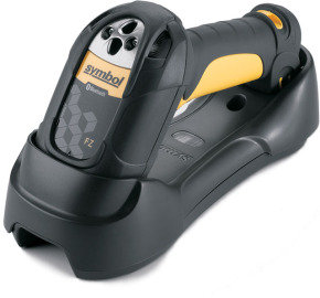 Zebra Symbol LS3578-FZ Handheld Barcode Scanner - Bluetooth and RS-232 Interface