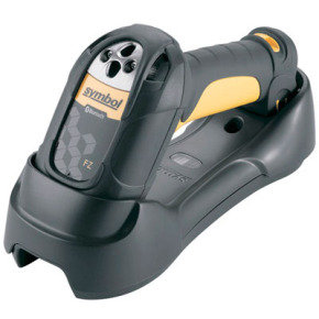 Zebra LS3578-ER Handheld Cordless Barcode Scanner USB and Cradle Kit