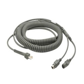 KBW CBL PS/2 PWR PORT - 20FT COILED IN