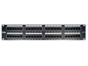 TRENDnet Patch panel - CAT 6 - 48 ports
