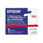 Epson C33S020405 Original Ink Cartridge - Red