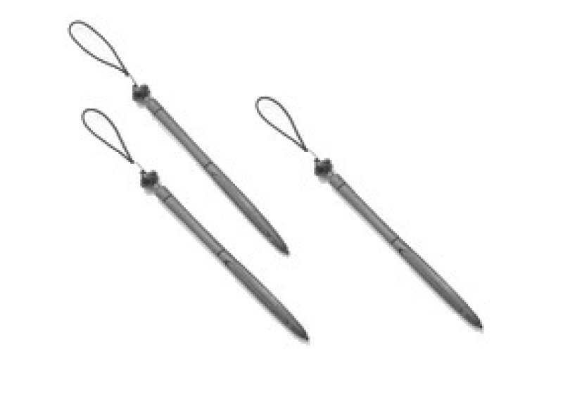 SPARE STYLUS MC909X G GREY  WTEHTER 3PACK ROHS IN