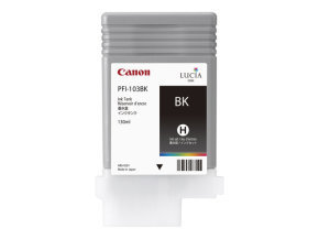 Canon PFI 103 BK Black Ink Tank