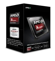 AMD APU A6 6400K Black Edition 3.9GHz Socket FM2 1MB L2 Cache Retail Boxed Processor