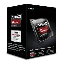 AMD APU A6 6400K Black Edition 3.9GHz Socket FM2 1MB L2 Cache Retail Boxed Processor