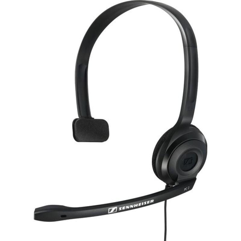 Sennheiser PC 2 CHAT Lightweight Internet Telephony Headset