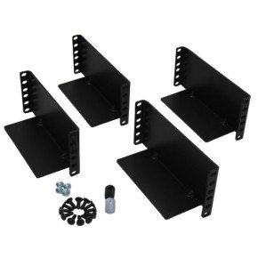 2-Post Rack-Mount Installation Kit of 3U and Larger UPS, Transformer and Battery Pack Components
