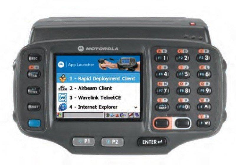Motorola WT41 Mobile Computer