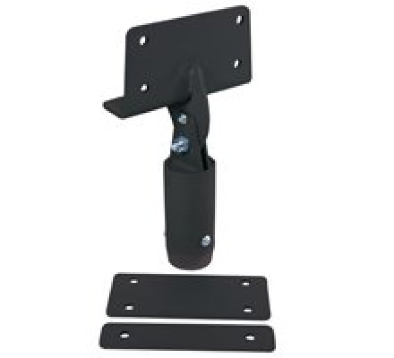 System 2 - Purlin Mount For 50mm Poles Max Weight 140kg - Black