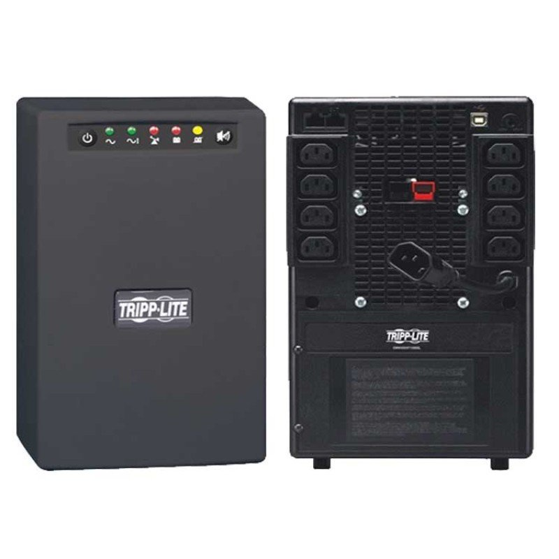 Tripplite OmniVS Series 1500VA Tower Line-Interactive 230V UPS with USB port