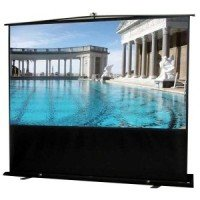 "244cm X 183cm Viewing Area 120"" Diagonal 4:3 Format White - Black"