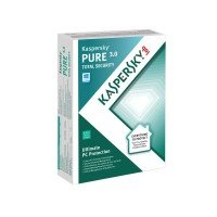 Kaspersky PURE 3.0 Total Security- 3 User 1 Year