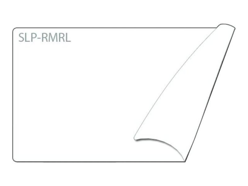 Slp-rmrl White Label Removable - 28x51mm 220 Lab/roll 2 Roll/box In