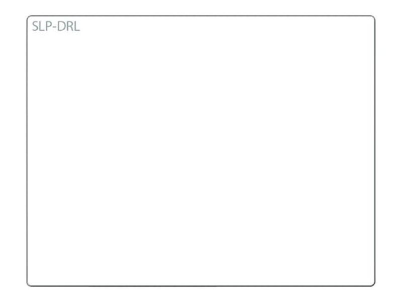 Slp-drl White Labels 54x70mm - 320 Lab/roll 1 Roll/box In