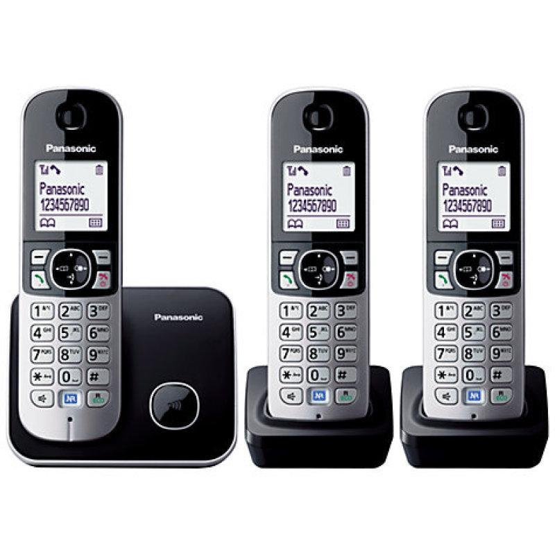 Panasonic Tg6813 Dect Phone - Trio
