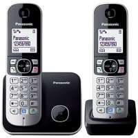Panasonic TG6812 Dect Phone - Twin