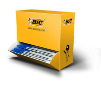 Bic Cristal Med Bpen Value Pack Blue - 100 Pack